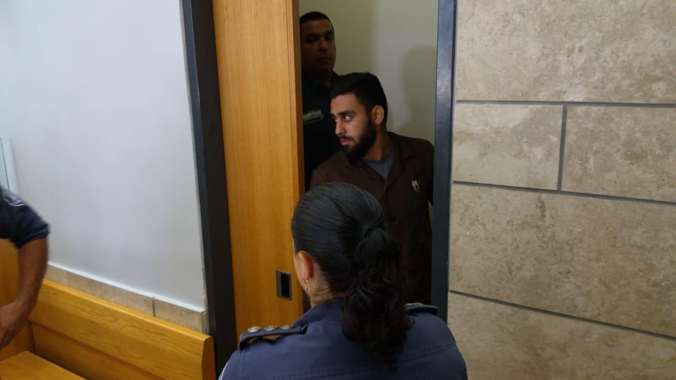 اتهام نور الدين شناوي من جنين بمحاولة قتل على خلفية قومية