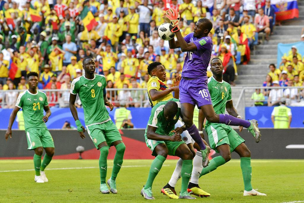 كولومبيا تتأهل والسنغال تودّع المونديال بسبب البطاقات الصفراء