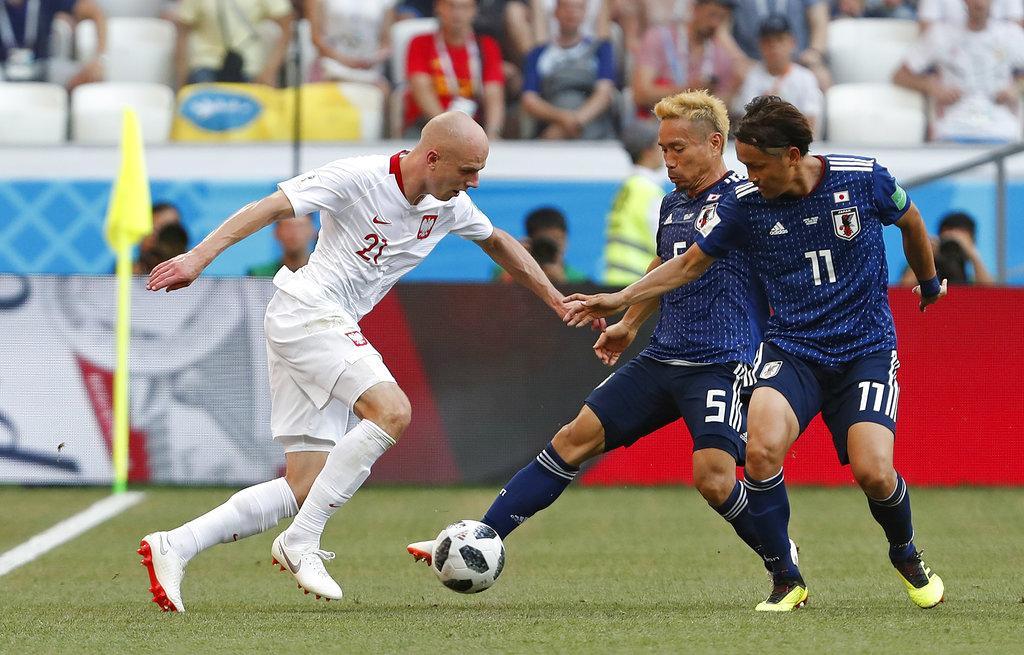 اليابان تحقق تأهلا مثيرا رغم الخسارة أمام بولندا