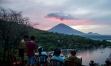إندونيسيا: بركان أغونغ يغلق مطار بالي