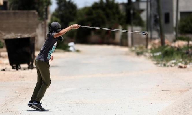 """جمعة """"من غزة للضفة"""": مواجهات مع الاحتلال في الخليل والبيرة"""