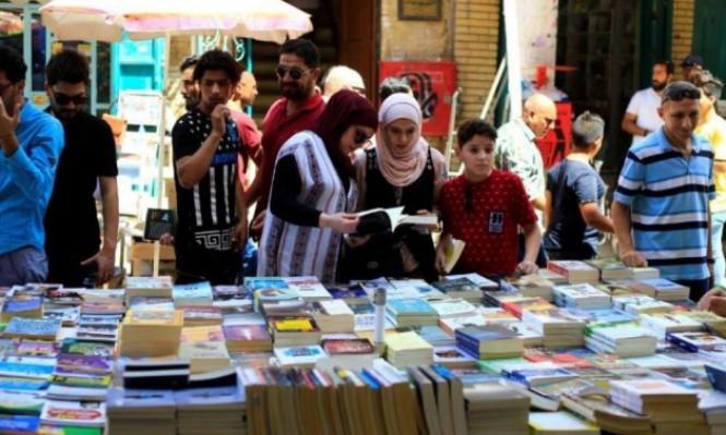الأعباء الاقتصادية تلقي بظلها على شارع المتنبي في بغداد