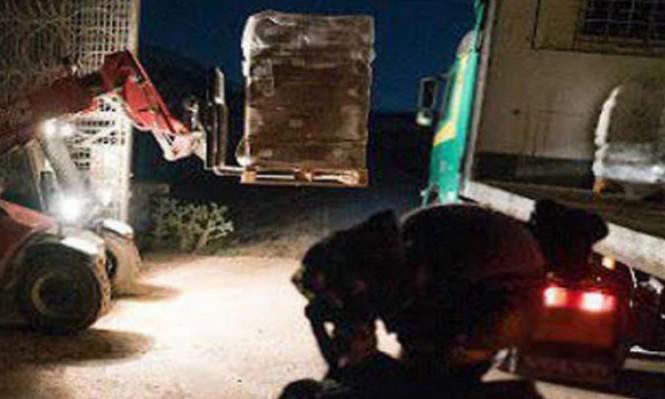 """""""مساعدات"""" إسرائيلية للنازحين السوريين وسط تعزيزات عسكرية بالجولان المحتل"""