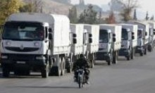 الأردن يبدأ بإيصال المساعدات الإنسانية للداخل السوريّ