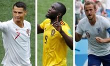 مونديال 2018: الهدافون