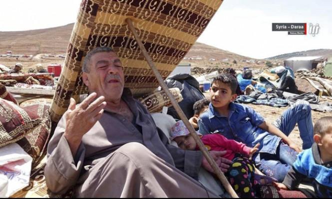 """""""رويترز"""": مفاوضات لإجلاء معارضين من درعا لإدلب"""