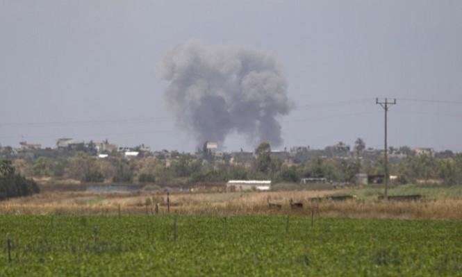 غزة: قتيلان و8 إصابات ثلاثٌ منها خطيرة في انفجار الشجاعية