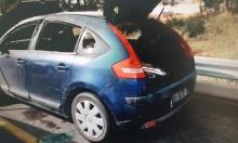 النقب: اعتقال مشتبهين بالسطو وإحراق سيارة