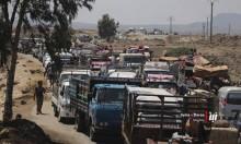 الجنوب السوري: مواصلة القصف والمعارك ومفاوضات بوساطة أردنية