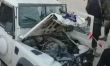 مصرع ثلاثة أفراد من قوات الأمن الفلسطيني بحادث سير