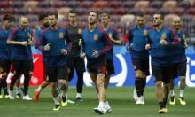 مونديال 2018: مباراتا اليوم في ثمن النهائي