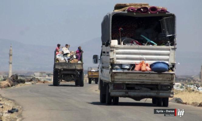 مقتل 214 مدنيا ونزوح 198 ألفًا في هجوم النظام على محافظة درعا
