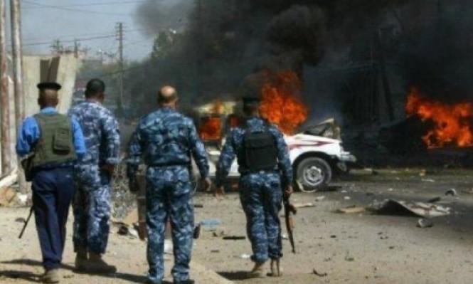 76 مدنيا عراقيا قُتِلوا بأعمال عنف خلال حزيران