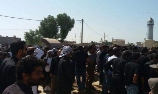 قتلى وجرحى جراء قمع الأمن الإيراني لمحتجين بالمحمرة