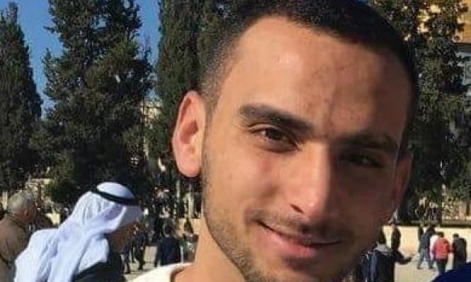 اعتقال أسير مقدسي لحظة الإفراج عنه من معتقل النقب