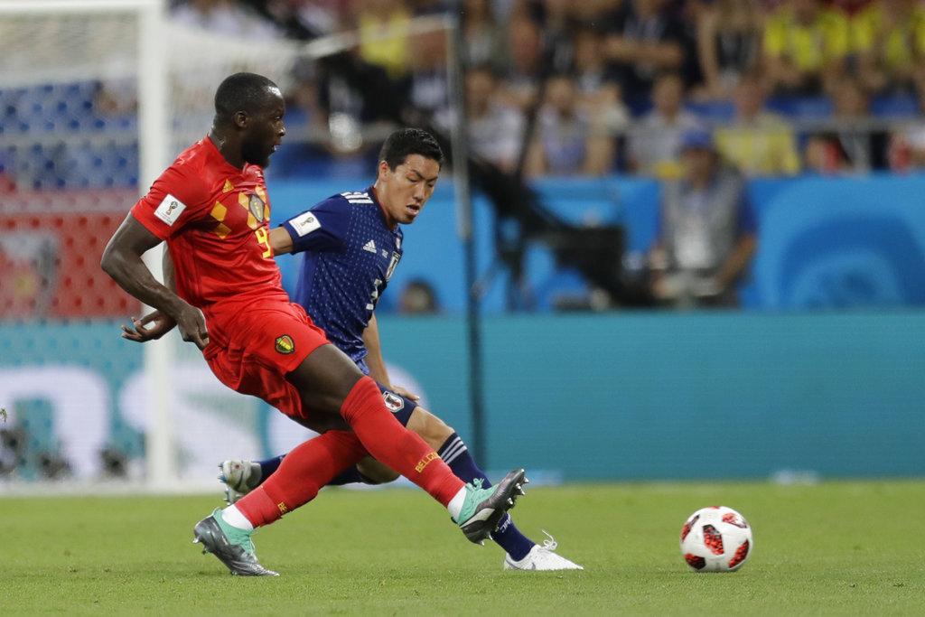 بلجيكا تنتفض أمام اليابان وتتأهل لربع نهائي المونديال