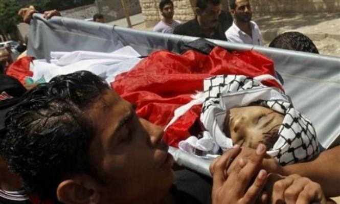الاحتلال قتل 25 طفلا فلسطينيا منذ بداية العام الجاري