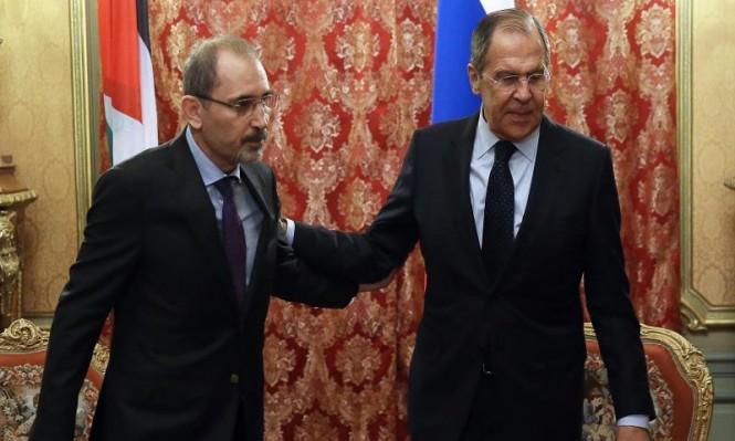 مباحثات أردنية روسية حول جنوب سورية