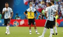 تساؤلات وانتقادات مثيرة بعد إقصاء الأرجنتين من المونديال!