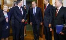 لافروف يستقبل أعضاء جمهوريين في الشيوخ الأميركي