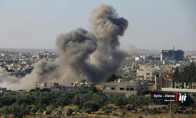 وسائل إعلام سورية: إسرائيل شنّت غارات في دمشق صباحا