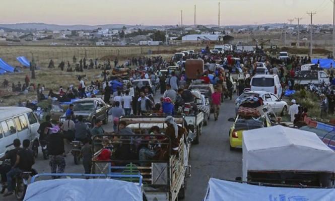 الأردن يبقي حدوده مع سورية مغلقة والأمم المتحدة تدعو لفتحها