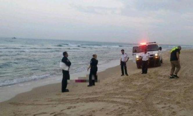 حيفا: انتشال امرأة من مياه البحر بحالة خطيرة