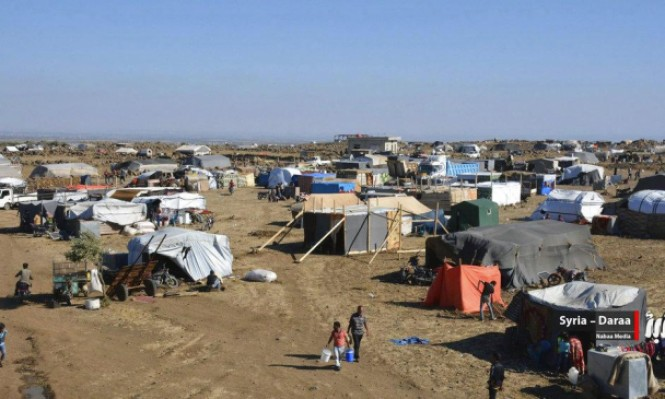 الأمم المتحدة: نزوح 330 ألف سوري من محافظة درعا