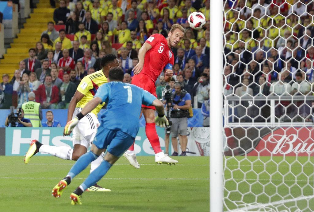 مونديال 2018: إنجلترا تنتصر وتتأهل من ركلات الترجيح