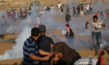مواجهات في مسيرة العودة في غزة