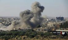 درعا: ضربات جوية روسية مكثفة بعد فشل المفاوضات