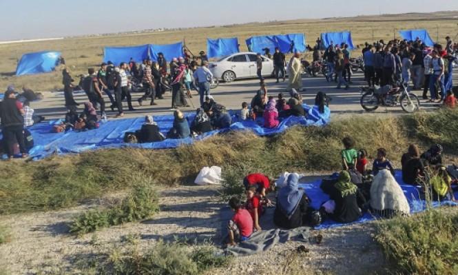 مفاوضات حاسمة بشأن الجنوب السوري