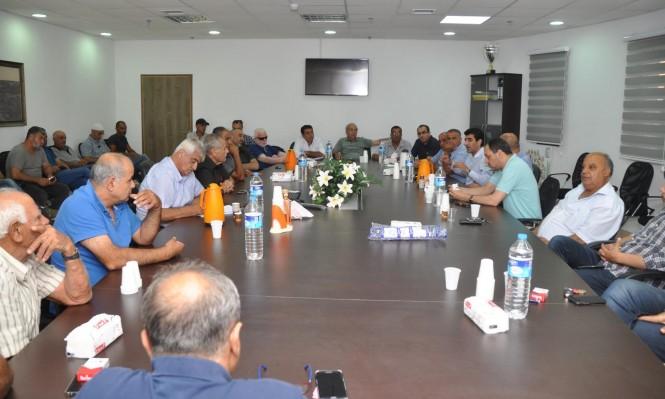 عارة- عرعرة: مظاهرة احتجاجية ضد هدم المنازل السبت المقبل