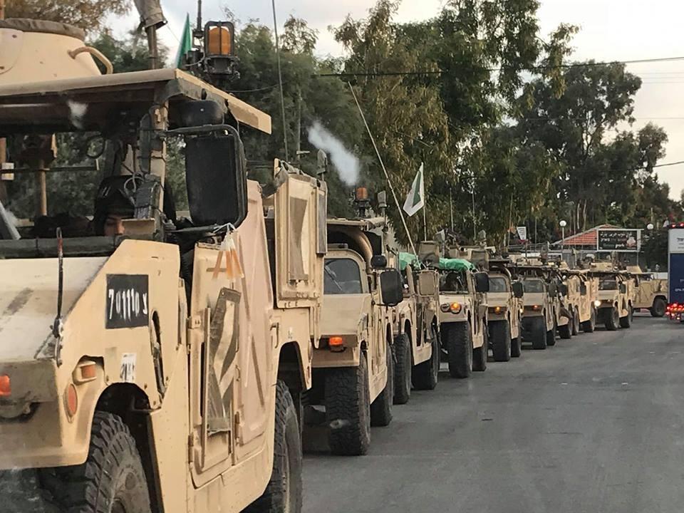 تدريبات الجيش في جسر الزرقاء والفريديس تثير قلق الأهالي