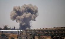 نزوح الآلاف والنظام ينفذ 600 ضربة على جنوب سورية