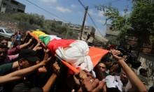 غزة تُشيِّع الشهيد الفتى محمود الغرابلي