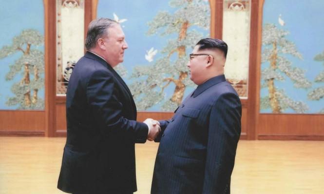 بومبيو يطير لكوريا الشمالية لإجراء مباحثات حول برنامجها النووي