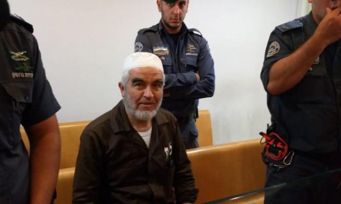 النيابة تستأنف ضد قرار إحالة الشيخ صلاح للحبس المنزلي