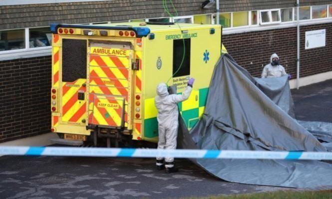 بريطانيا: التسمم ثانية بغاز الأعصاب نوفيتشوك