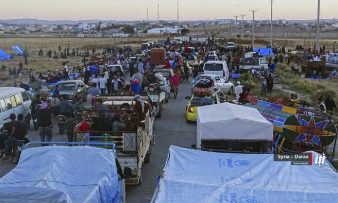 درعا: تعديلات على مقترحات المعارضة ووساطة أردنية لجولة تفاوض جديدة