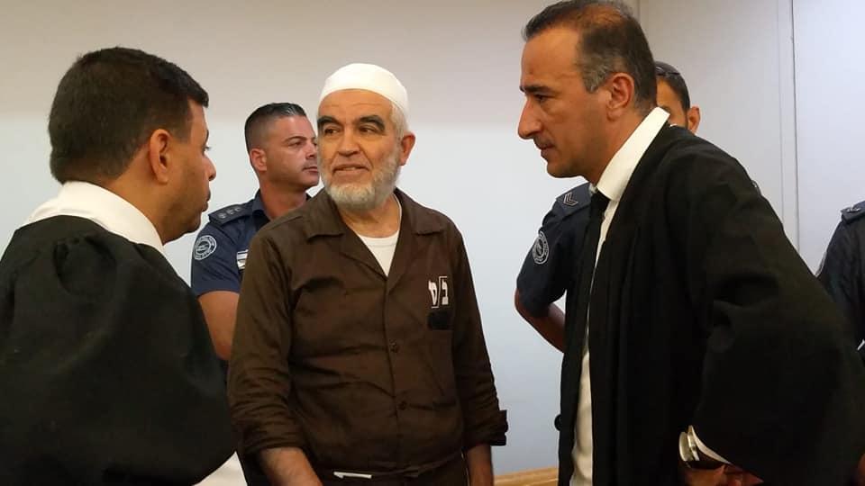 كفركنا: مئات في استقبال الشيخ رائد صلاح بعد الإفراج عنه