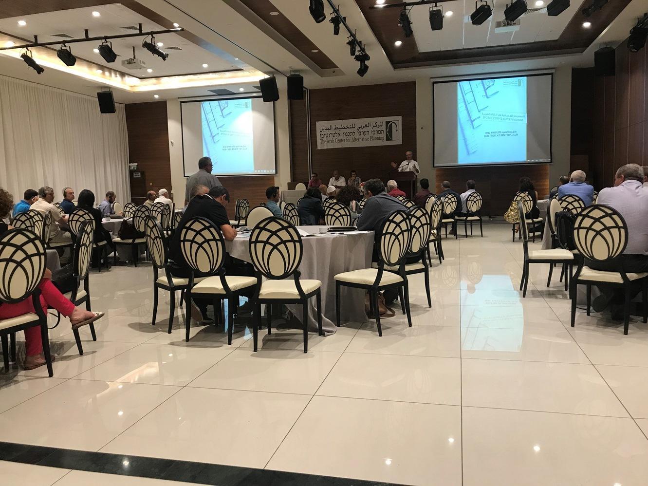 الحق بالمسكن والتطور العمراني: مستجدات تخطيطية في البلدات العربية