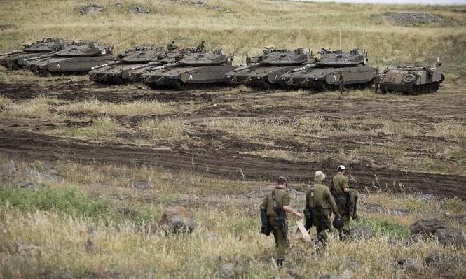 إسرائيل تترقب انتشار جيش النظام بمحاذاة الجولان وتحذر الأسد
