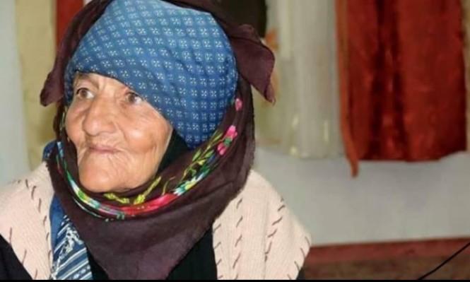 غارة روسية تودي بحياة المسنة الشهيرة عائشة الزعبي