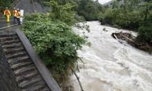 اليابان: ارتفاع عدد ضحايا الفيضانات والانهيارات إلى 38 شخصا