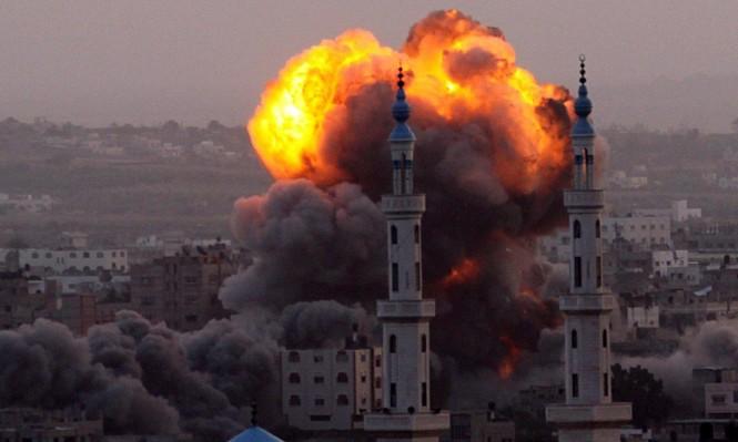 """معاناة غزة تتواصل بالذكرى الرابعة لـ""""العصف المأكول"""""""
