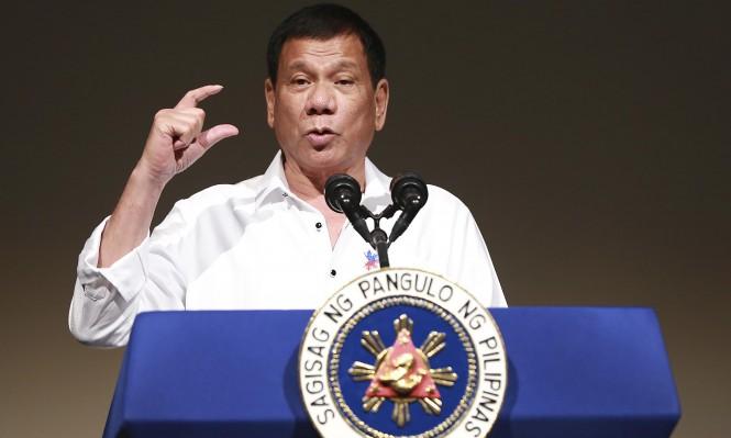 """رئيس الفلبين: سأستقيل """"إذا ثبت وجود الله"""""""