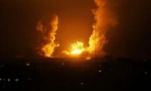 النظام السوري: غارات إسرائيلية تستهدف قاعدة T4