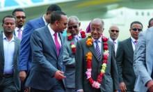 قمة لزعيمي إثيوبيا وإريتريا تطوي 20 عاما من الصراع