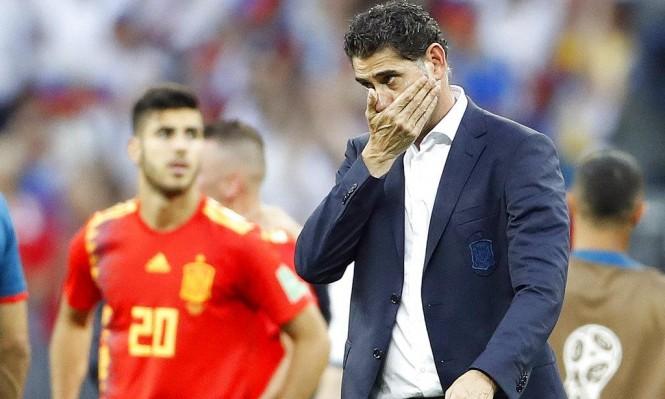رسميا: هييرو ينهي مهامه كمدرب لمنتخب إسبانيا